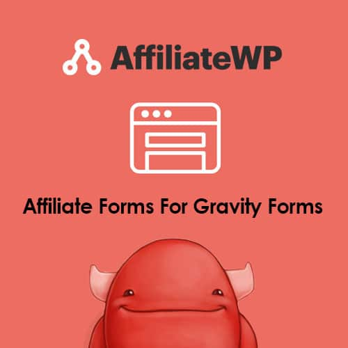 AffiliateWP – Affiliate Forms For Gravity Forms