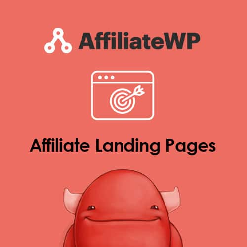 AffiliateWP – Affiliate Landing Pages