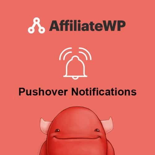 AffiliateWP – Pushover Notifications