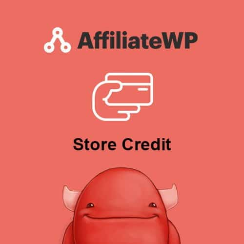 AffiliateWP – Store Credit