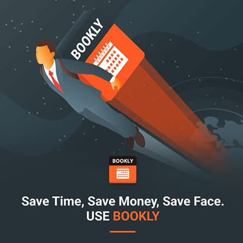 Bookly – Appointment Booking and Scheduling Software System With Addons