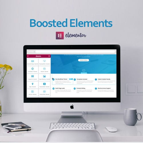 Boosted Elements – Page Builder Add-on for Elementor