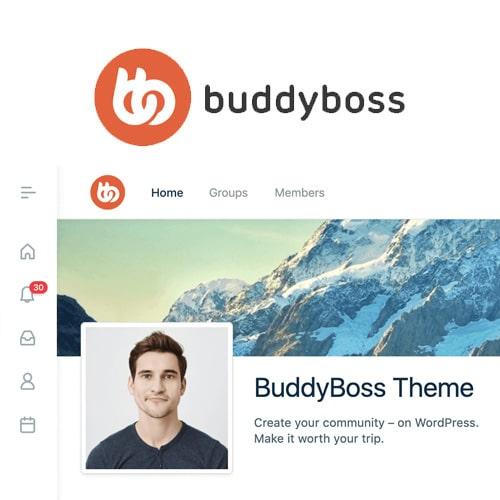 BuddyBoss Theme + Platform Pro