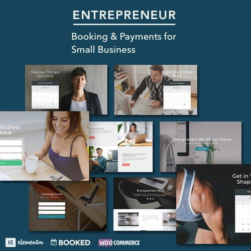 Entrepreneur – Booking for Small Businesses