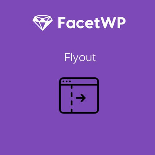 FacetWP – Flyout