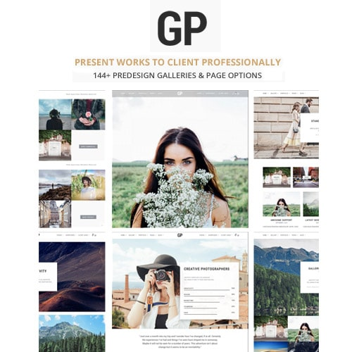 Grand Photography   Photography WordPress for Photography