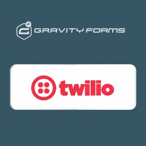 Gravity Forms Twilio Addon