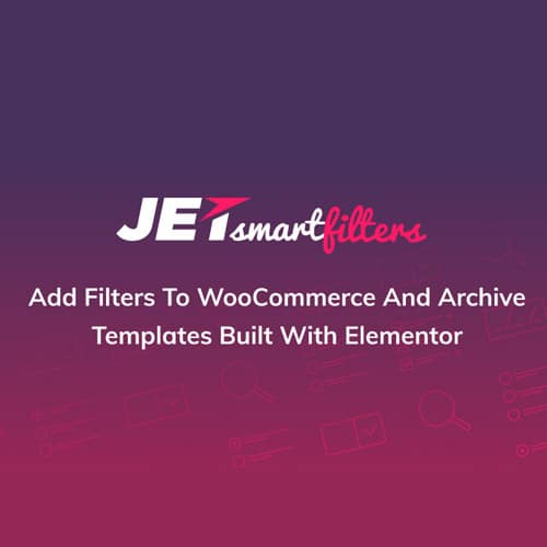 JetSmartFilters For Elementor