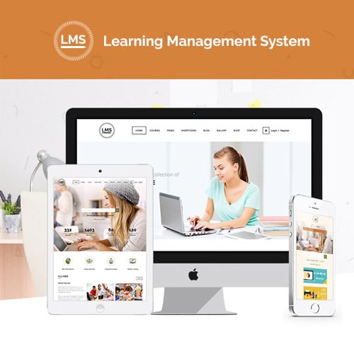 LMS | Learning Management System, Education LMS WordPress Theme