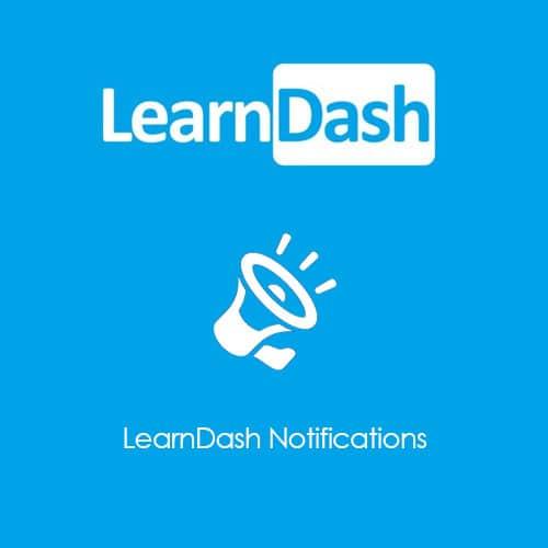 LearnDash LMS Notifications