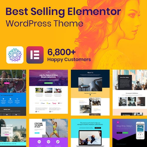 Phlox Pro – Elementor MultiPurpose WordPress Theme