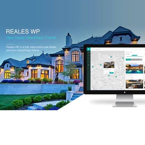 Reales WP – Real Estate WordPress Theme