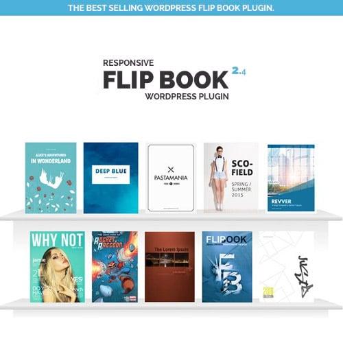 Responsive FlipBook Plugin