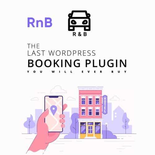 RnB – WooCommerce Bookings & Rental Plugin