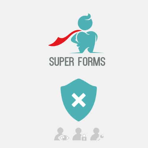 Super Forms – Password Protect & User Lockout & Hide