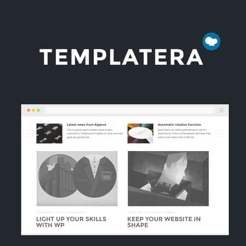 Templatera – Template Manager for Visual Composer