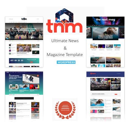 The Next Mag – Ultimate Magazine WordPress Theme