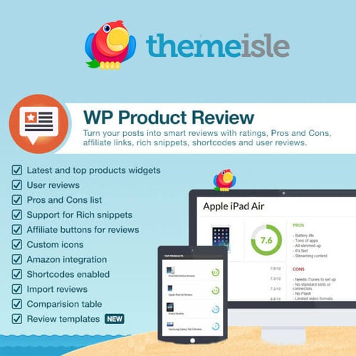 ThemeIsle WP Product Review