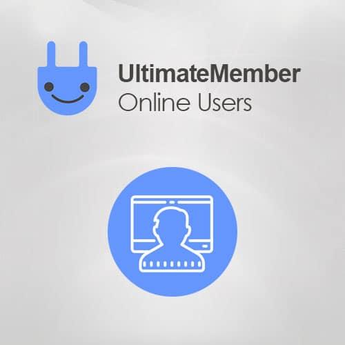 Ultimate Member Online Users Addon