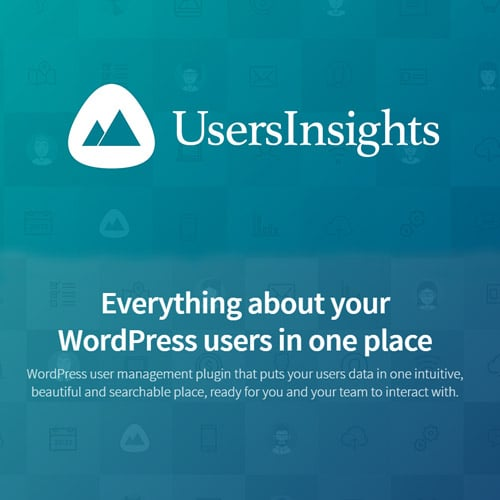 Users Insights – Integrations