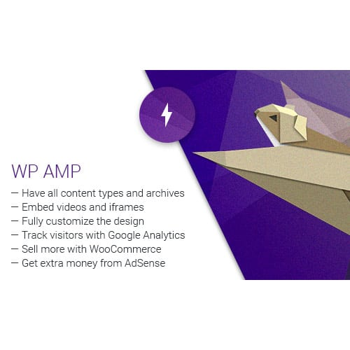 WP AMP – Accelerated Mobile Pages for WordPress and WooCommerce