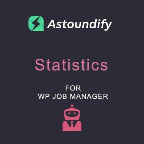 WP Job Manager Stats Addon
