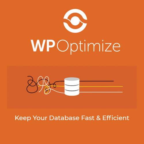 WP-Optimize Premium - WordPress Plugin