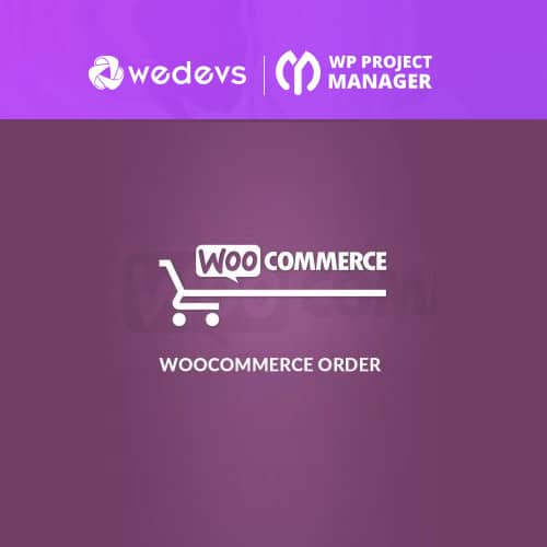 WP Project Manager Pro – WooCommerce Order Extension