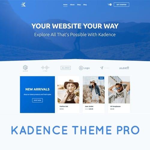 Kadence Theme Pro