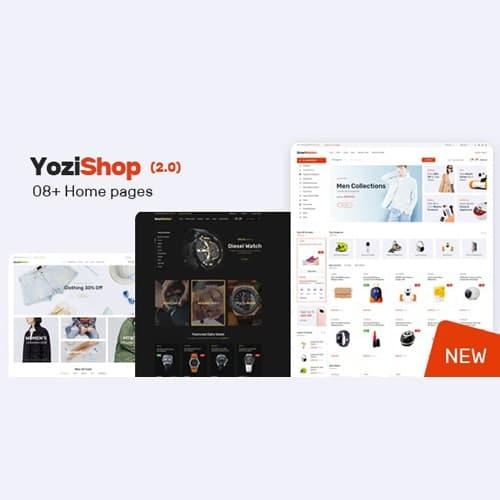 Yozi - Multipurpose Electronics WooCommerce WordPress Theme
