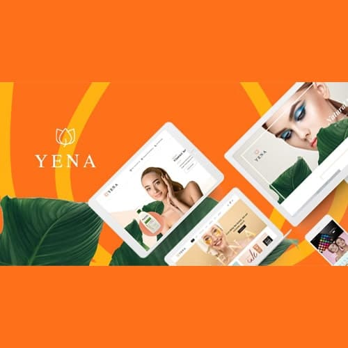 Yena – Beauty Cosmetic WooCommerce Theme